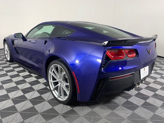 Pre-Owned 2018 Chevrolet Corvette Grand Sport 2LT