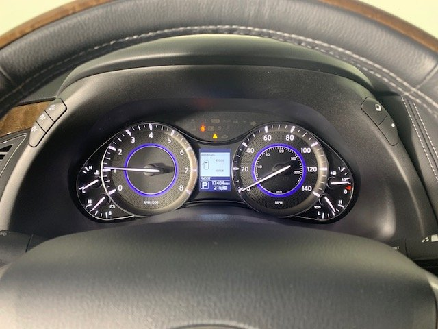 Pre-Owned 2017 INFINITI QX80 4DR RWD