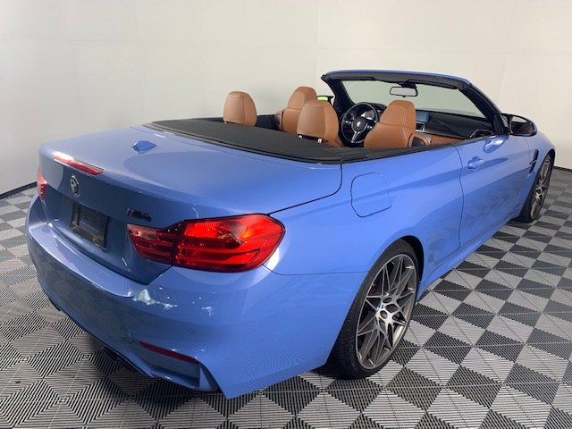 Pre-Owned 2017 BMW M4 2DR CONV