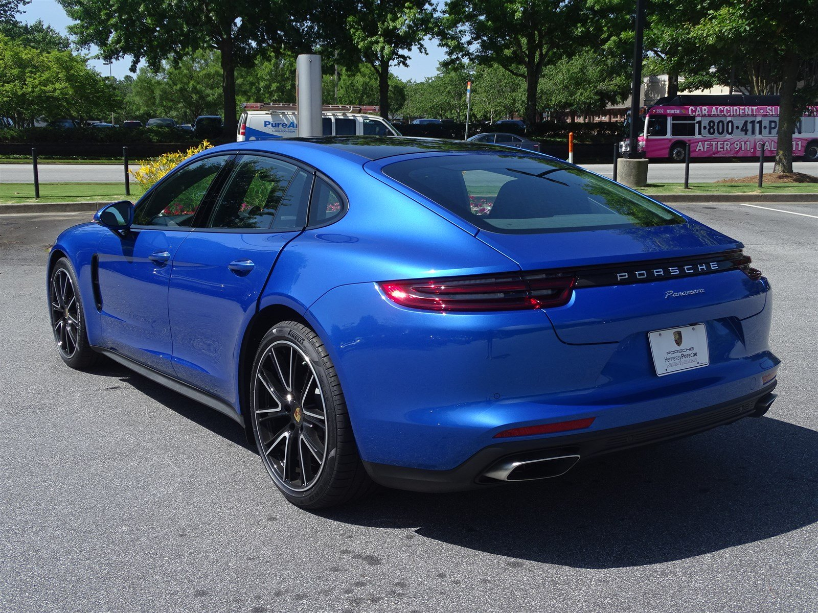 Certified Pre-Owned 2018 Porsche Panamera V6