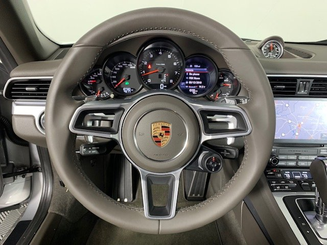 Certified Pre-Owned 2019 Porsche 911 Carrera 4