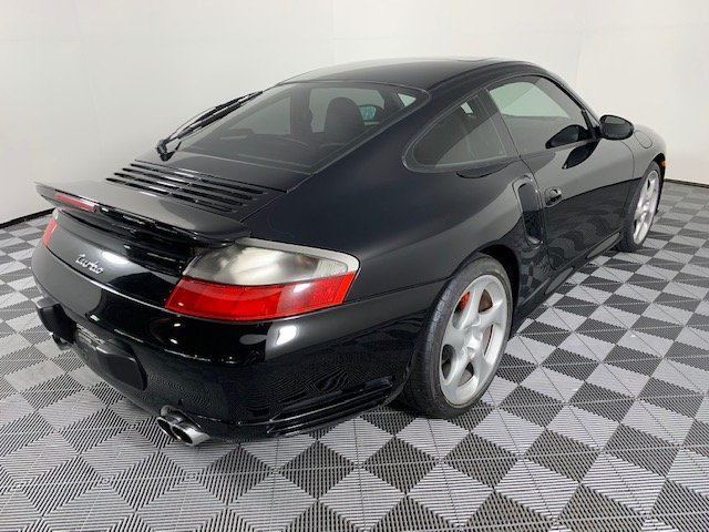 Pre-Owned 2003 Porsche 911 Turbo Porsche Classic Technical Certificate