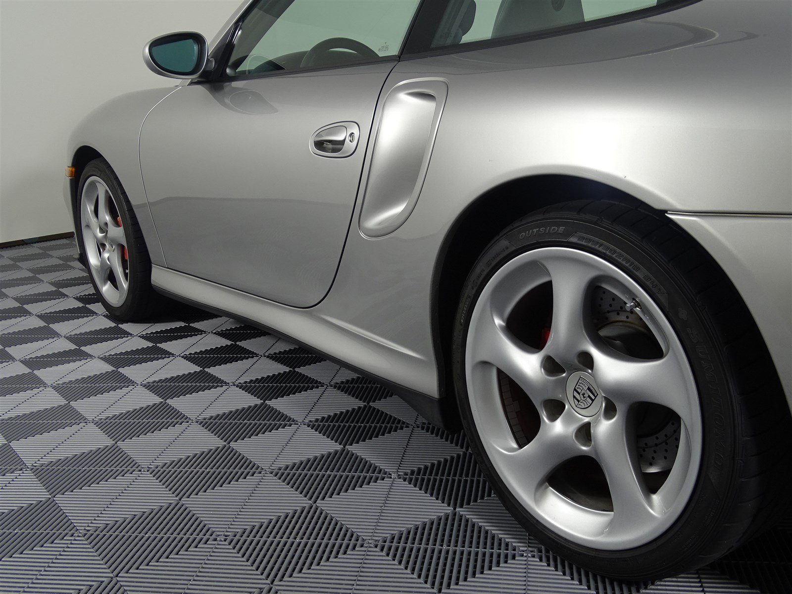 Pre-Owned 2002 Porsche 911 Turbo 2DR CPE