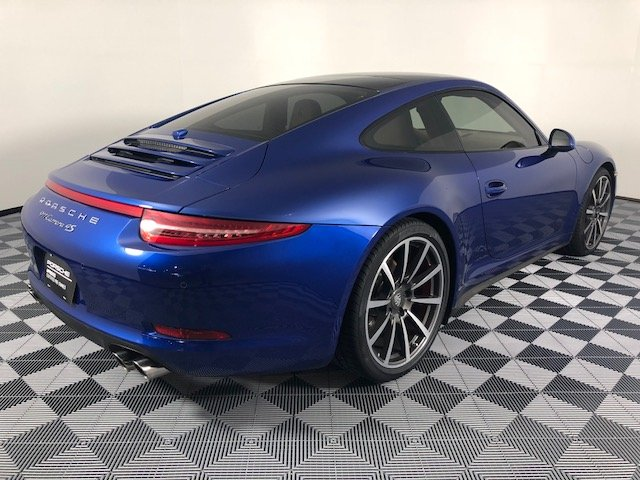 Certified Pre-Owned 2013 Porsche 911 Carrera 4S