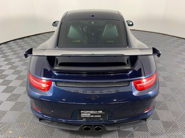 Certified Pre-Owned 2015 Porsche 911 GT3