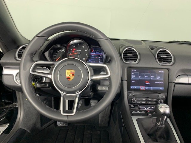 Certified Pre-Owned 2018 Porsche 718 Boxster 2DR ROADSTER