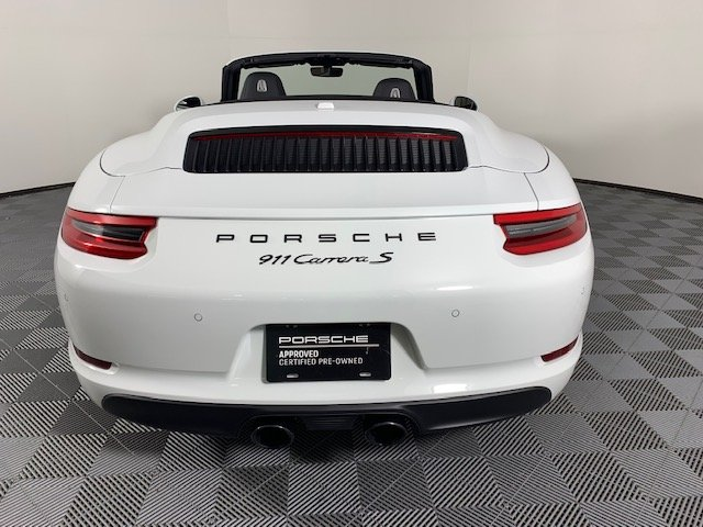 Certified Pre-Owned 2019 Porsche 911 Carrera S