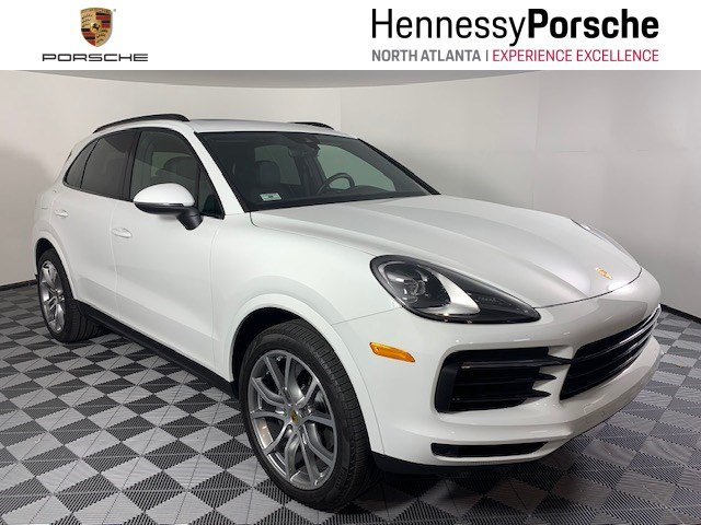 Certified Pre-Owned 2019 Porsche Cayenne 4DR SUV AWD