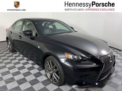 Pre-Owned 2016 Lexus IS 350 4DR SDN IS 350 RW