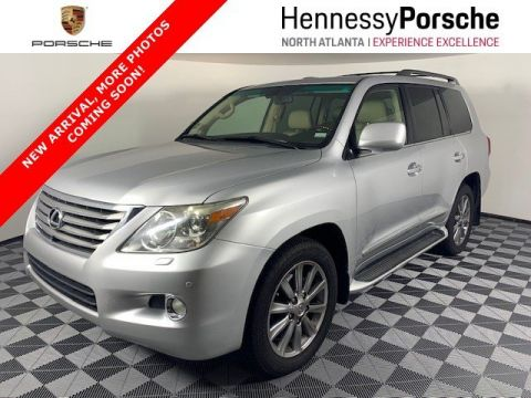 Pre-Owned 2011 Lexus LX 570 4DR 4WD
