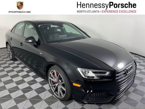 Pre-Owned 2018 Audi A4 Tech Premium Plus