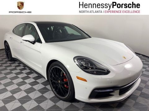 Certified Pre-Owned 2018 Porsche Panamera 4S