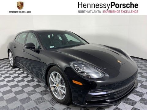 Certified Pre-Owned 2018 Porsche Panamera 4 Sport Turismo