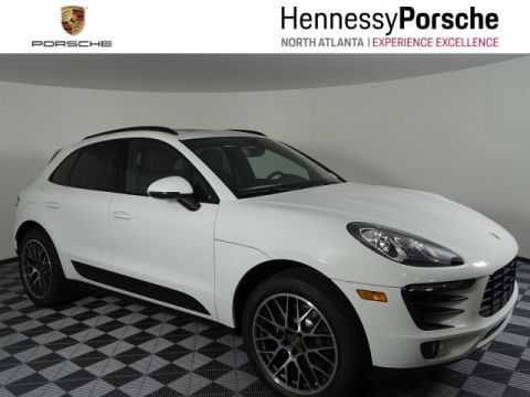 Certified Pre-Owned 2018 Porsche Macan Sport Edition Sport Edition
