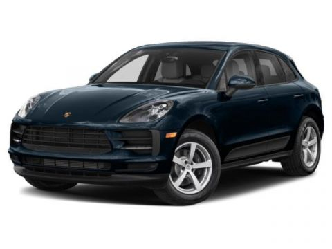 Certified Pre-Owned 2019 Porsche Macan 4DR SUV AWD