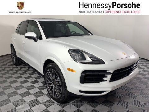 Pre-Owned 2019 Porsche Cayenne 4DR SUV AWD